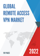 Global Remote Access VPN Market Size Status and Forecast 2021 2027