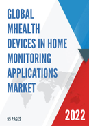 Global MHealth Devices in Home Monitoring Applications Market Size Status and Forecast 2021 2027