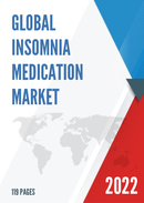 Global and United States Insomnia Medication Market Insights Forecast to 2027