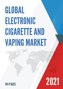 Global Electronic Cigarette and Vaping Market Research Report 2021