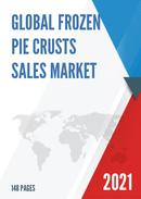 Global Frozen Pie Crusts Sales Market Report 2021