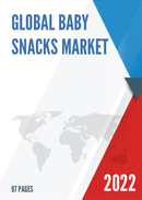 Global and United States Baby Snacks Market Insights Forecast to 2027