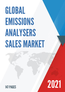 Global Emissions Analysers Sales Market Report 2021