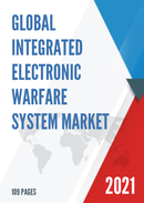 Global Integrated Electronic Warfare System Market Size Status and Forecast 2021 2027