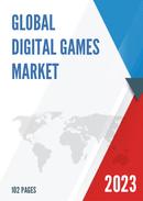 Global Digital Games Market Size Status and Forecast 2021 2027