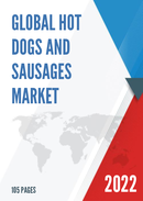 China Hot Dogs and Sausages Market Report Forecast 2021 2027