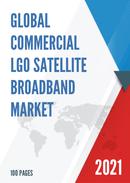 Global Commercial LGO Satellite Broadband Market Size Status and Forecast 2021 2027