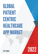Global Patient Centric Healthcare App Market Size Status and Forecast 2021 2027