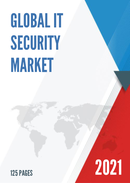 Global IT Security Market Size Status and Forecast 2021 2027