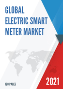 Global Electric Smart Meter Market Size Manufacturers Supply Chain Sales Channel and Clients 2021 2027