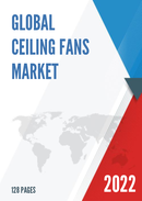 Global Ceiling Fans Market Size Manufacturers Supply Chain Sales Channel and Clients 2021 2027