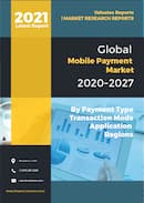 Mobile Payment Market by Payment Type Proximity and Remote Transaction Mode Mobile Web Payments Near Field Communication Short Message Service SMS Direct Carrier Billing and Others End User Personal and Business Purchase Type Airtime Transfer Top ups Money Transfers Bill Payments Merchandise Coupons Travel Ticketing and Others Application Media Entertainment Energy Utilities Healthcare Retail Hospitality Transportation and Others Global Opportunity Analysis and Industry Forecast 2020 2027