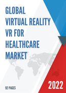 Global Virtual Reality VR for Healthcare Market Size Status and Forecast 2021 2027