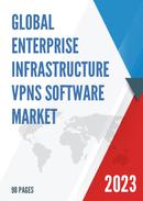 Global Enterprise Infrastructure VPNs Software Market Size Status and Forecast 2021 2027