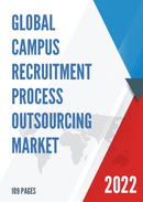 Global Campus Recruitment Process Outsourcing Market Size Status and Forecast 2021 2027