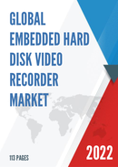 Global and United States Embedded Hard Disk Video Recorder Market Insights Forecast to 2027