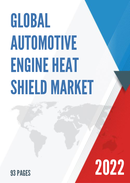 Global and Japan Automotive Engine Heat Shield Market Insights Forecast to 2027