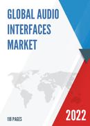 China Audio Interfaces Market Report Forecast 2021 2027