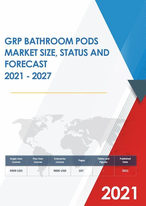 GRP Bathroom Pods Market