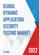 Global Dynamic Application Security Testing Market Size Status and Forecast 2021 2027