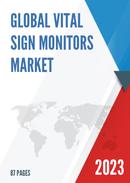 Global and China Vital Sign Monitors Market Insights Forecast to 2027