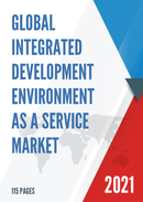 Global Integrated Development Environment as a Service Market Size Status and Forecast 2021 2027