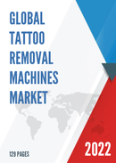 Global and United States Tattoo Removal Machines Market Insights Forecast to 2027