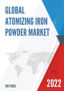China Atomizing Iron Powder Market Report Forecast 2021 2027