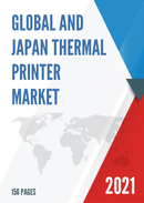 Global and Japan Thermal Printer Market Insights Forecast to 2027