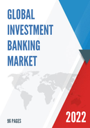 Global Investment Banking Market Size Status and Forecast 2021 2027