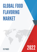 Global and China Food Flavoring Market Insights Forecast to 2027