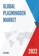 Global Plasminogen Market Size Manufacturers Supply Chain Sales Channel and Clients 2021 2027