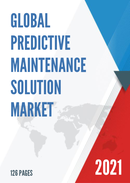 Global Predictive Maintenance Solution Market Size Status and Forecast 2021 2027