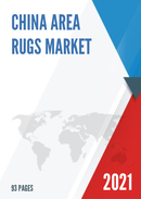 China Area Rugs Market Report Forecast 2021 2027