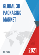 Global 3D Packaging Market Size Status and Forecast 2021 2027