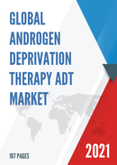 Global Androgen Deprivation Therapy ADT Market Size Status and Forecast 2021 2027
