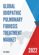 Global Idiopathic Pulmonary Fibrosis Treatment Market Size Status and Forecast 2021 2027