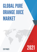 Global Pure Orange Juice Market Research Report 2021