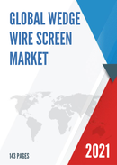 Global Wedge Wire Screen Market Size Manufacturers Supply Chain Sales Channel and Clients 2021 2027