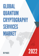 Global Quantum Cryptography Services Market Size Status and Forecast 2021 2027