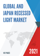 Global and Japan Recessed Light Market Insights Forecast to 2027