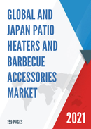 Global and Japan Patio Heaters and Barbecue Accessories Market Insights Forecast to 2027