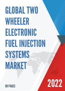 Global and Japan Two wheeler Electronic Fuel Injection Systems Market Insights Forecast to 2027