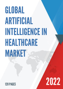 Global Artificial Intelligence in Healthcare Market Size Status and Forecast 2021 2027