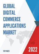 Global Digital Commerce Applications Market Size Status and Forecast 2021 2027