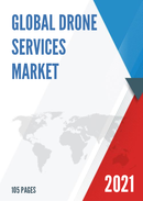Global Drone Services Market Size Status and Forecast 2021 2027
