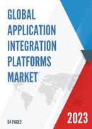 Global Application Integration Platforms Market Size Status and Forecast 2021 2027
