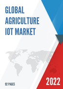 Global Agriculture IoT Market Size Status and Forecast 2021 2027