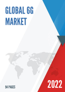 Global 6G Market Size Status and Forecast 2021 2027