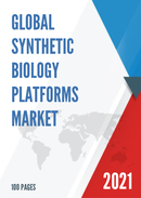 Global Synthetic Biology Platforms Market Size Status and Forecast 2021 2027